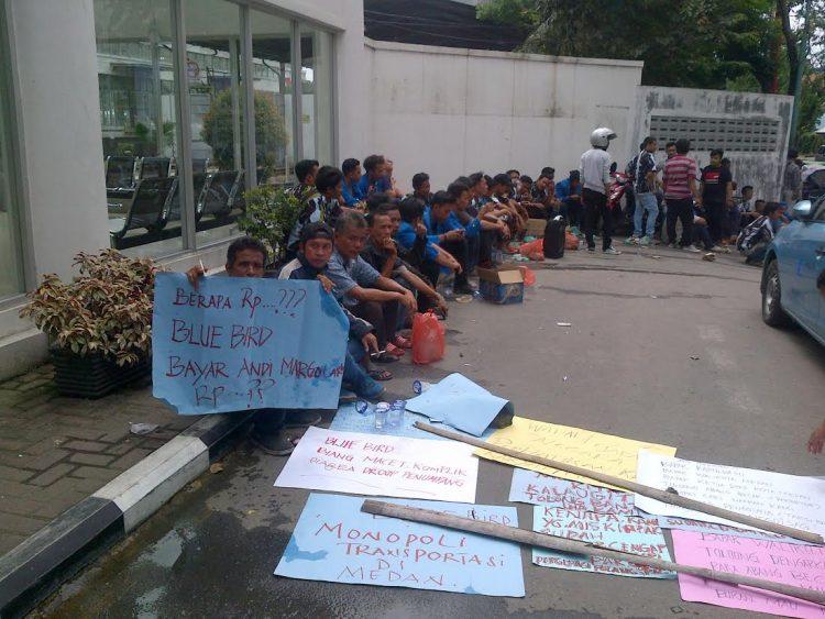 Gawat Bah... Abang Becak di Medan Ancam Akan Buat Kerusuhan