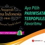Anugerah Pesona Indonesia 2016
