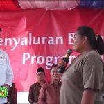 Wakil Walikota Medan Serahkan Bantuan Program Keluarga Harapan
