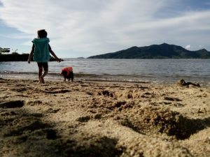 Terdapat sejumlah pantai yang indah di kawasan Pantai Barat Tapanuli Tengah. (tobasatu.com/Hasanul Jihadi).