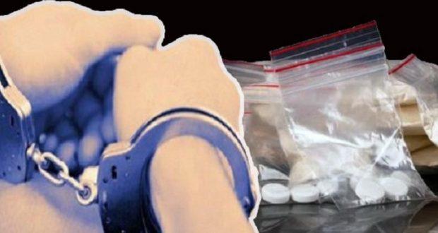 Ilustrasi pengedar sabu yang ditangkap. (tobasatu.com)