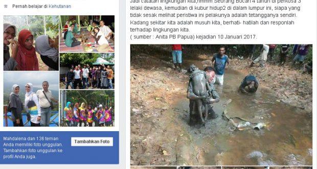 Bocah Korban Pemerkosaan Dikubur hidup-hidup di Lumpur