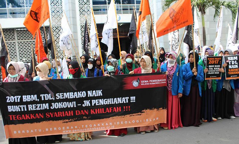 Gema Pembebasan Sumatera Utara