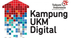 Kampung UKM Digital Telkom Indonesia