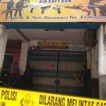 Pelaku Penembakan Pemilik Toko Air Softgun Hanya Beraksi 15 Detik