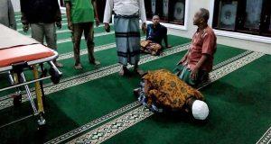 Video Bilal Mayit Meninggal Dunia Dalam Keadaan Sujud Ini Jadi Viral di Medaos