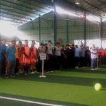 Perebutkan Piala Pangdam I Bukit Barisan, 287 Tim Bertarung di Turnamen Bukit Barisan Futsal Championship