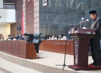 Enam Rancangan Peraturan Daerah Sumatera Utara disahkan