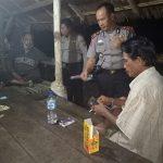 Asyik Berjudi, Dua Warga Namo Rube Dicokok Polisi