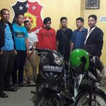 Operator Warnet Dalangi Pencurian Sepeda Motor