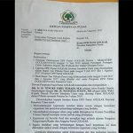 Pengesahan Pasangan Calon Kepala Daerah Provinsi Sumaatera Utara