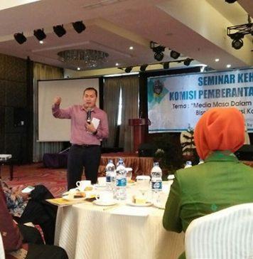 KPK Terima 7 Ribu Pengaduan, 50 Persen Diantaranya Berpotensi Korupsi