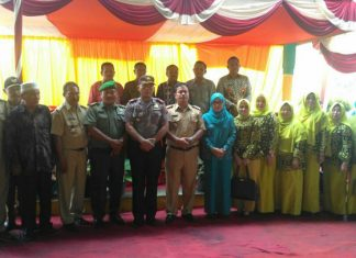 Taufan Imbau Camat Jalin Kekompakan Dengan Seluruh Unsur Kecamatan