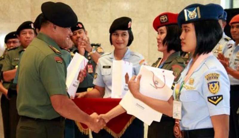 olimpiade militer tni di korea selatan