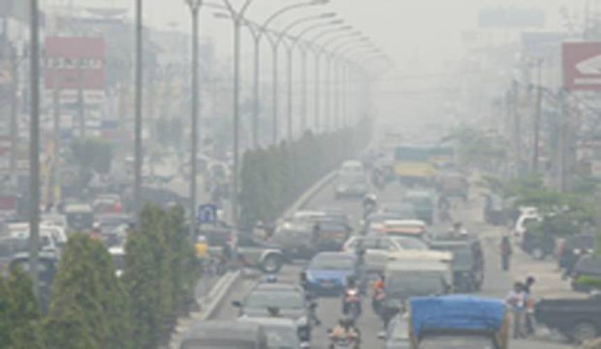 kabut asap di medan tobasatu.com