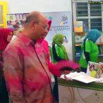 Walikota dan Gubernur Sumatera Utara Tinjau Paviliun Pemko Medan di PRSU - Berita Medan Hari Ini - Tobasatu News