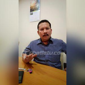 Anggota DPRD Sumut Leonard Samosir. (tobasatu.com)