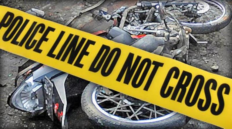 Senggol Honda Spacy, 2 Pengendara Honda Revo Tewas Dilindas Truk