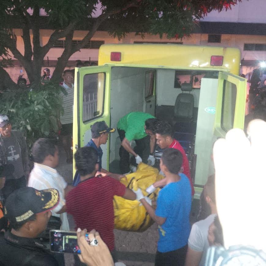 Lima Kantong Berisi Jenazah Korban Banjir Bandang