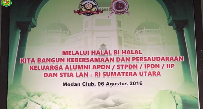 Halal Bi Halal Keluarga Alumni APDN STPDN IPDN IIP dan STIA LAN
