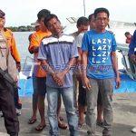 Polair Polda Sumut Gagalkan Penyelundupan Pakaian Bekas asal Malaysia (2)