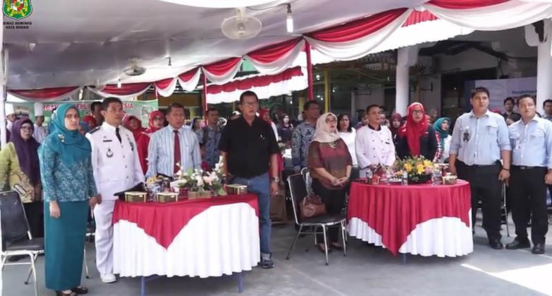 Walikota Medan Apresiasi Semarak Merdeka Merah Putih Koran Sindo Medan