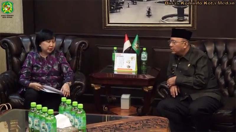Pemko Medan & BPK Perwakilan Sumut Tandatangani MoU