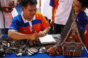 Pelaku UMKM di Sumut berharap agar PT Bank Sumut dapat menjadi mitra bagi tumbuh kembang UMKM di daerah ini. (tobasatu.com)