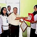 6 Desa Di Asahan Terima Raskin Award 2016
