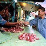 Taufan Sidak Pasar Pastikan Ketersediaan Bahan Pokok