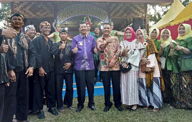 Meski Minoritas, Suku Sunda Ambil Bagian Meriahkan PSBD Asahan 2017.