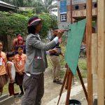 Endra Kong Kenalkan Seni dan Budaya Melalui Rumah Pensil