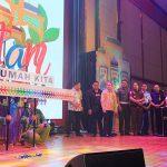 Launching Rumah Kita - Istana Maimun Dipilih Jadi Icon Kota Medan