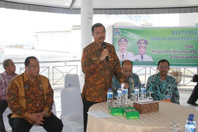 Deklarasi Kesiapan Pers Sambut MTQ Sumut (1)