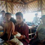 Langsir Brondolan Sawit, Dua Remaja Dibawah Umur Ngaku Dianiaya Sekuriti PT BSP