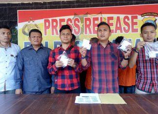 Polres Asahan Risngkus Komplotan Penyalur TKI Ilegal, 5 Imigran Gelap di Amankan