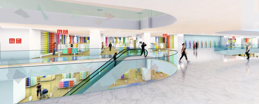 Toko Kedua UNIQLO akan Hadir di Delipark Mall Podomoro